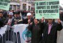 Manifestations dans la paix pour le respect de chacun